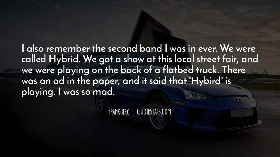 Hybird Quotes #1614784