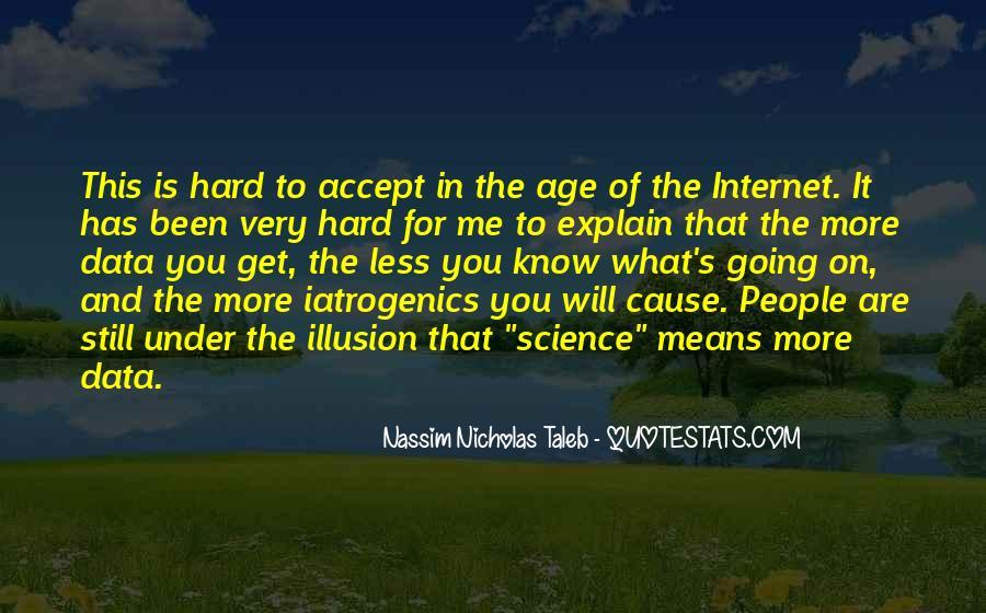 Iatrogenics Quotes #1128203