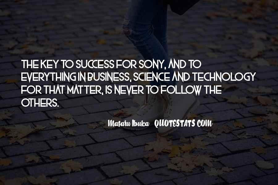 Ibuka's Quotes #970576