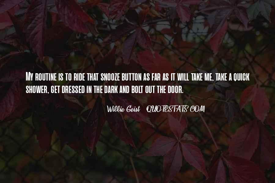 Quotes About The Snooze Button #395544