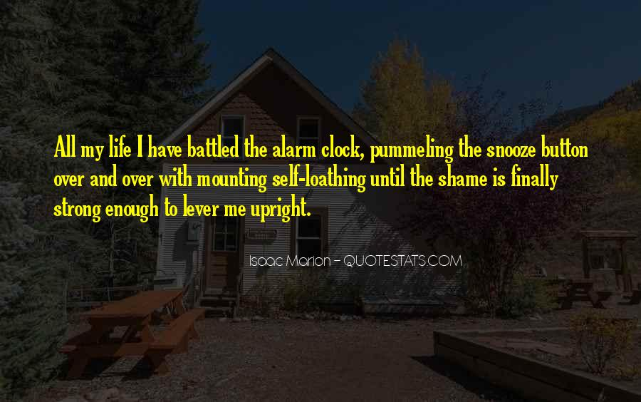 Quotes About The Snooze Button #992961