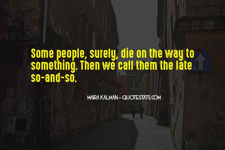 Idioteque Quotes #705911
