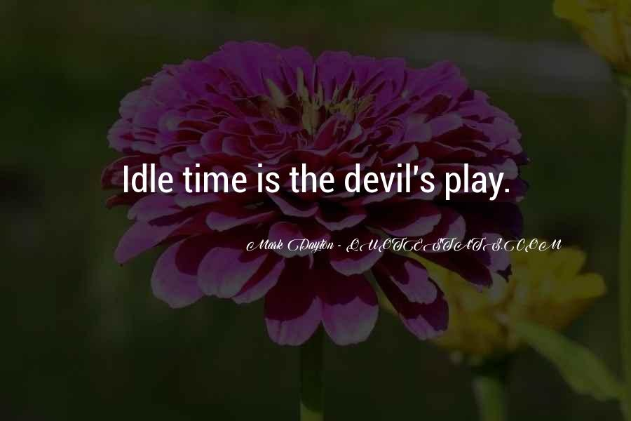 Idle's Quotes #472778