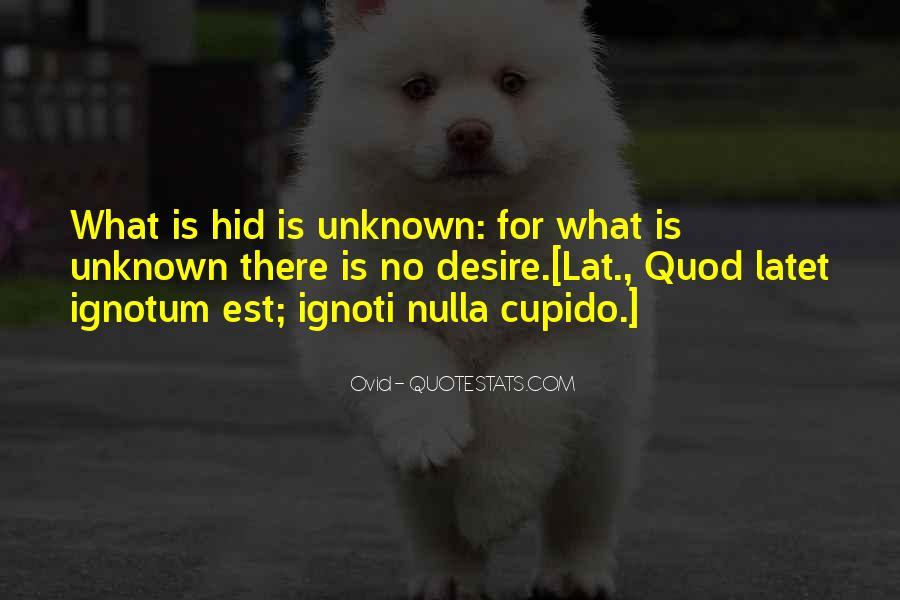 Ignotum Quotes #157128