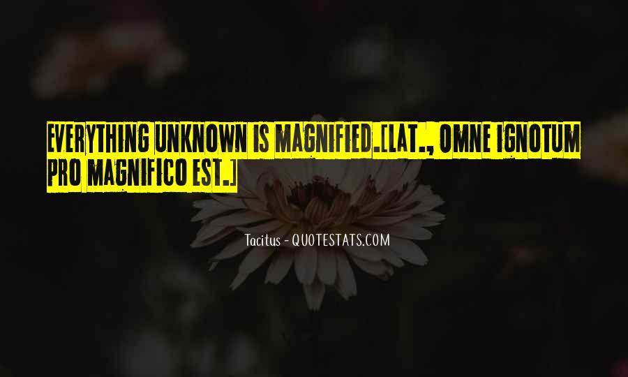 Ignotum Quotes #918868