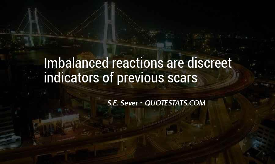 Imbalanced Quotes #1618108
