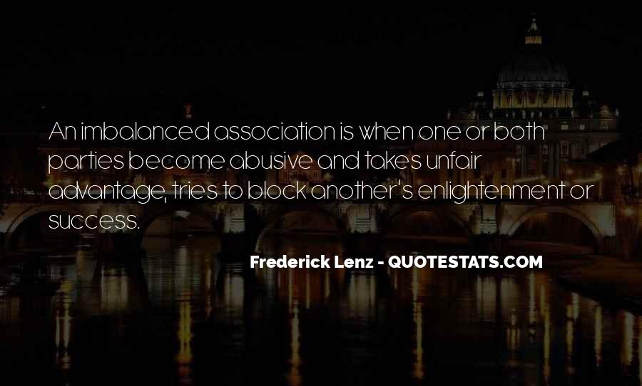 Imbalanced Quotes #573366