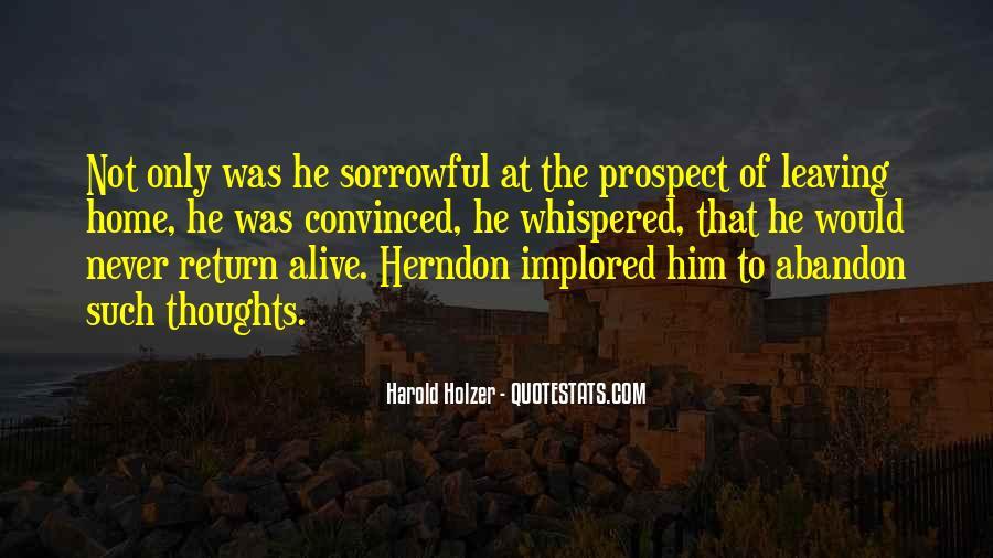 Implored Quotes #1793884