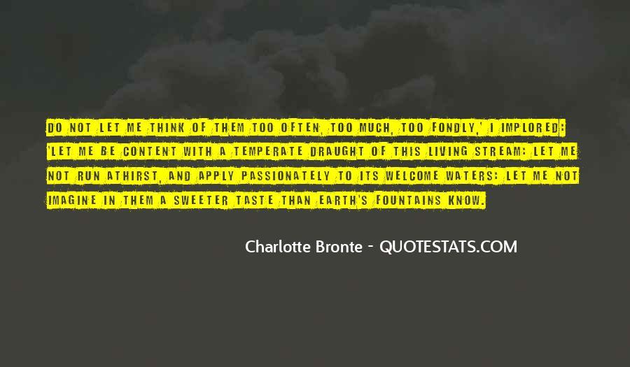 Implored Quotes #285506