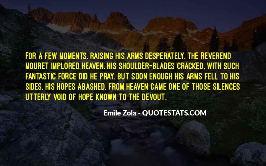 Implored Quotes #455676