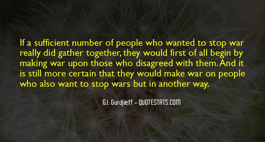 Quotes About Making It Together #1838381