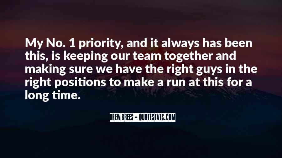 Quotes About Making It Together #246814