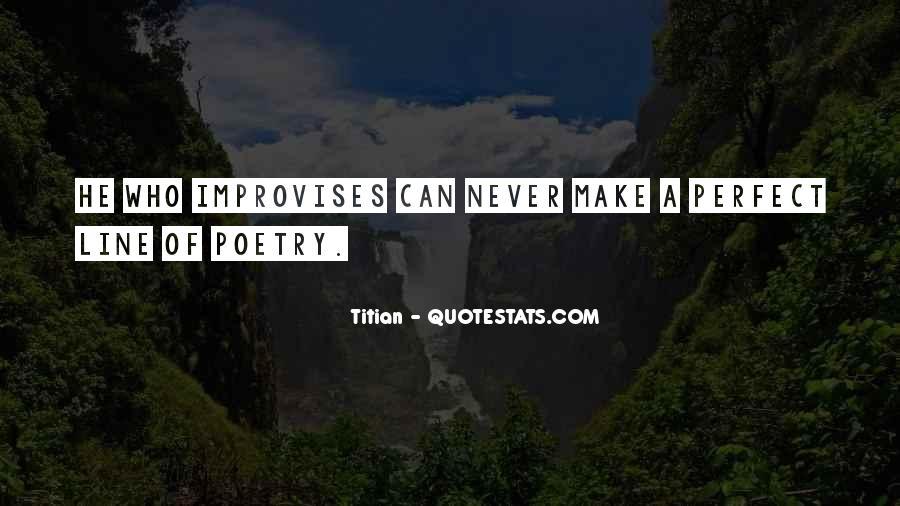 Improvises Quotes #128068