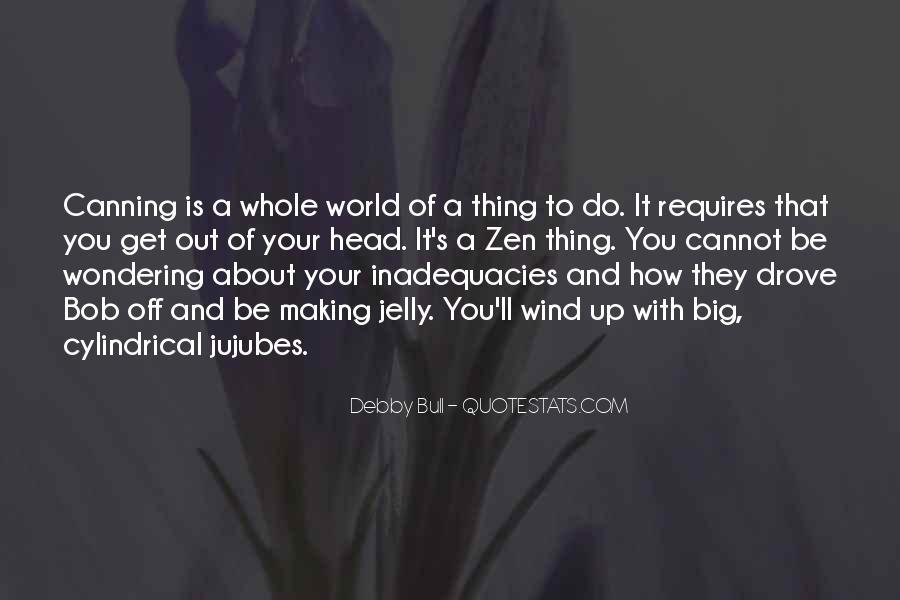 Inadequacies Quotes #1135802