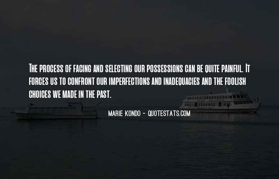 Inadequacies Quotes #1557454