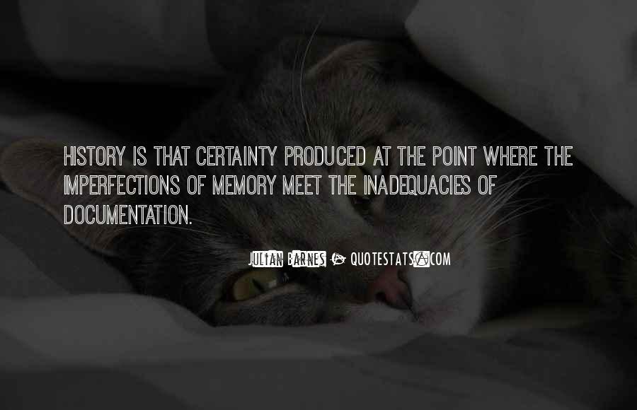 Inadequacies Quotes #1651324