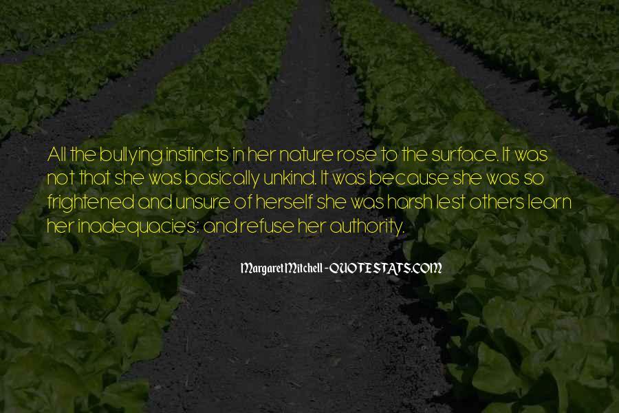 Inadequacies Quotes #547109