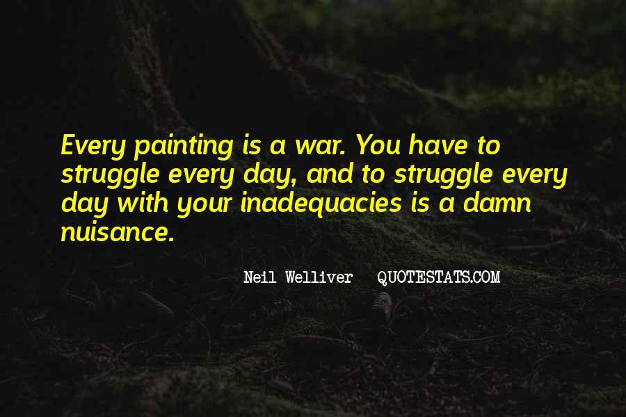 Inadequacies Quotes #558077