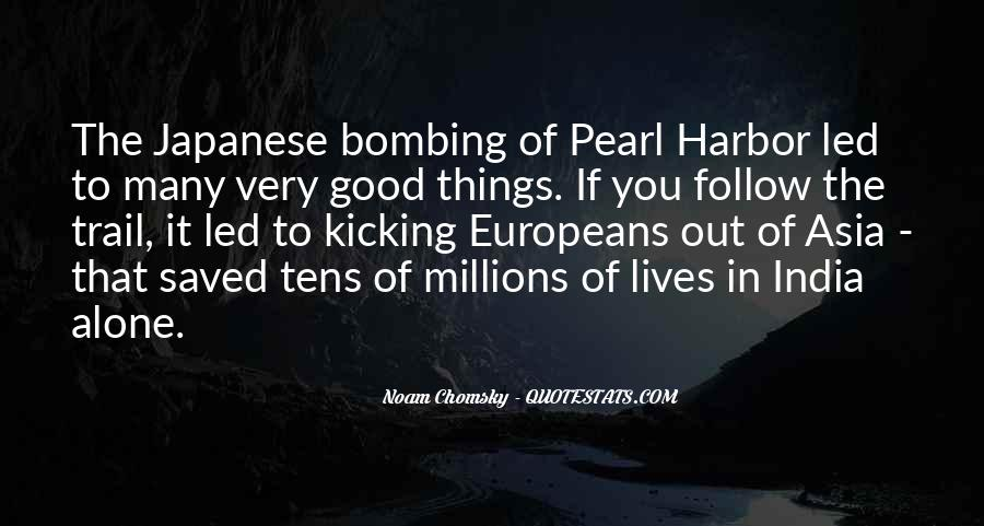 Quotes About The Bombing Of Pearl Harbor #1853841