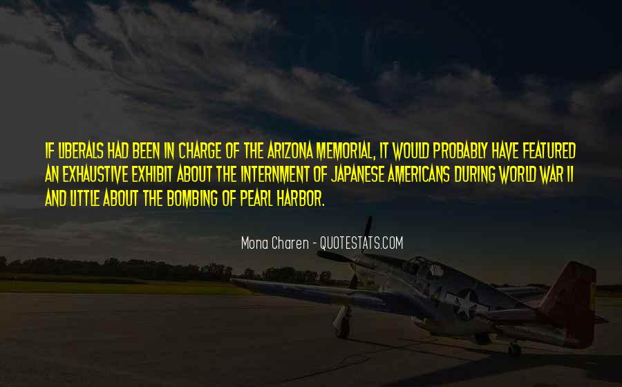 Quotes About The Bombing Of Pearl Harbor #876048