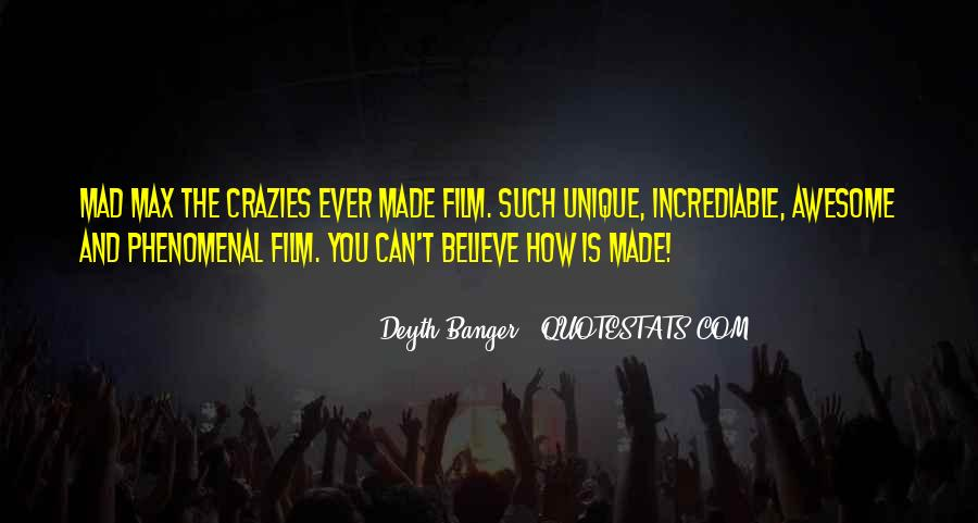 Incrediable Quotes #700049