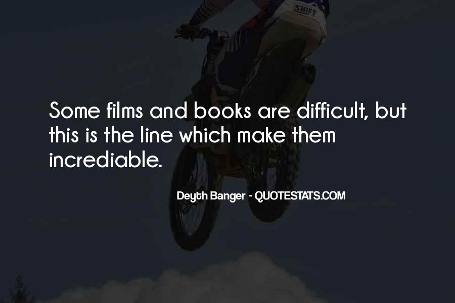 Incrediable Quotes #897208