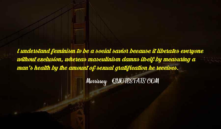 Quotes About Social Exclusion #1093839
