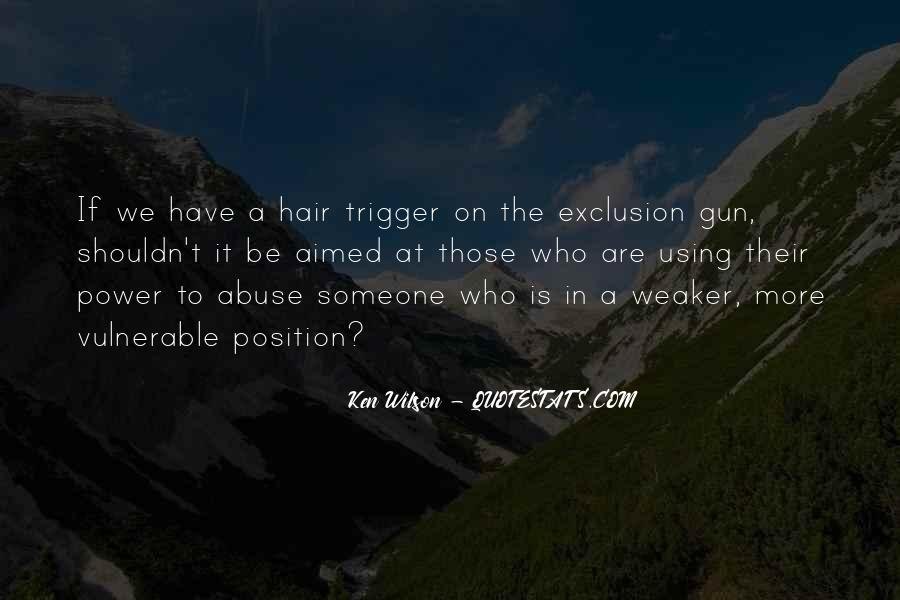 Quotes About Social Exclusion #1753278