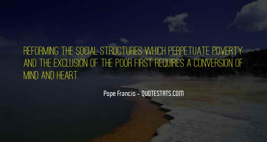 Quotes About Social Exclusion #630251