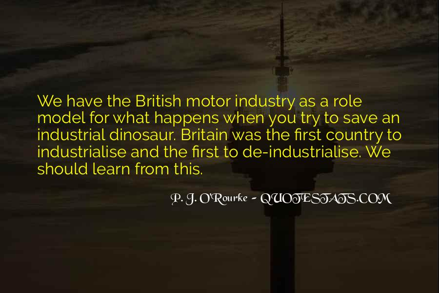 Industrialise Quotes #153514