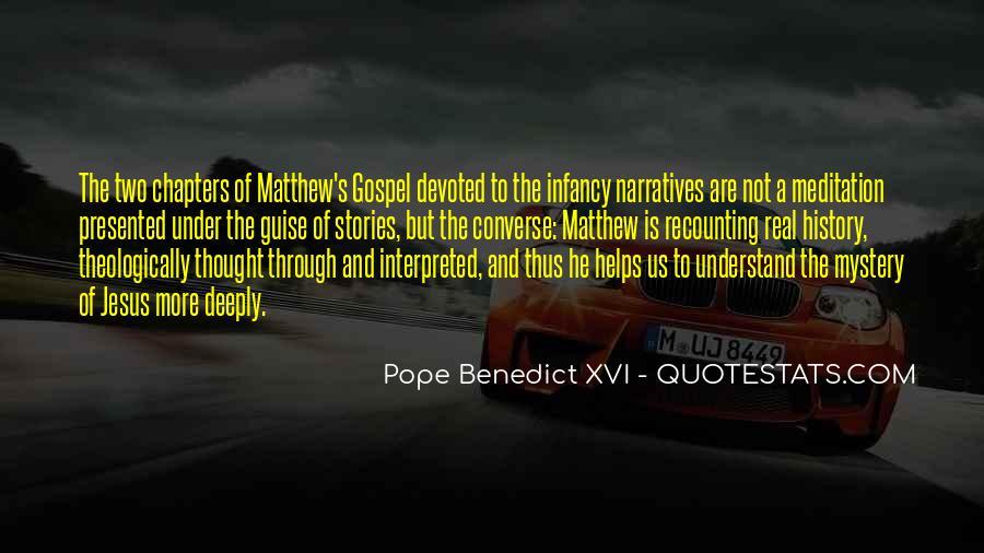 Infancy's Quotes #1113151