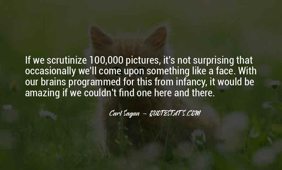 Infancy's Quotes #1371070