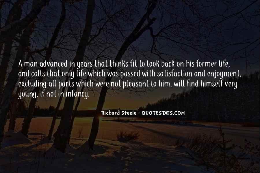 Infancy's Quotes #150250