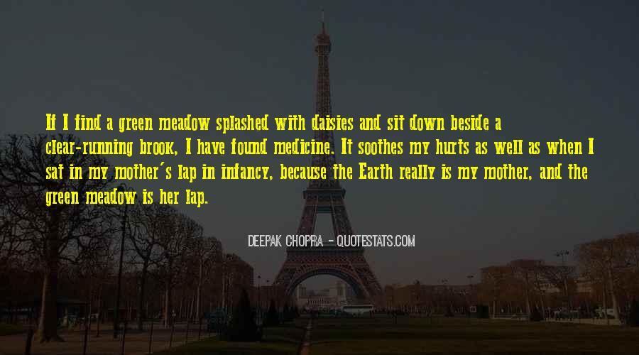 Infancy's Quotes #1570959