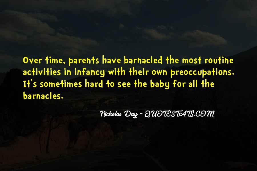Infancy's Quotes #1665319