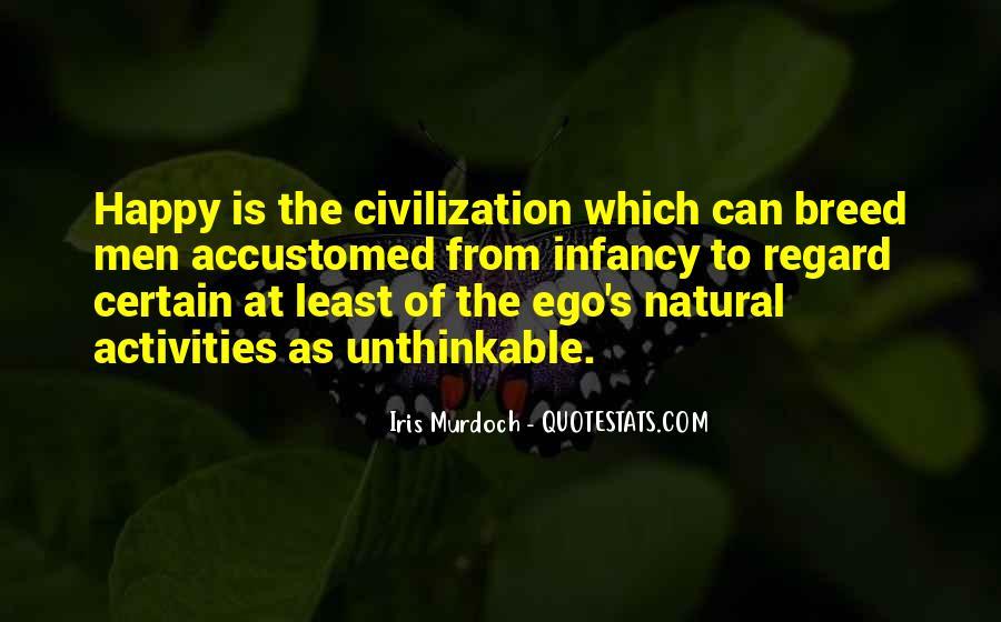 Infancy's Quotes #1709815