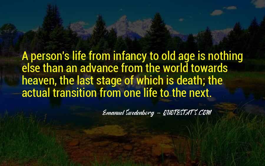 Infancy's Quotes #1783757