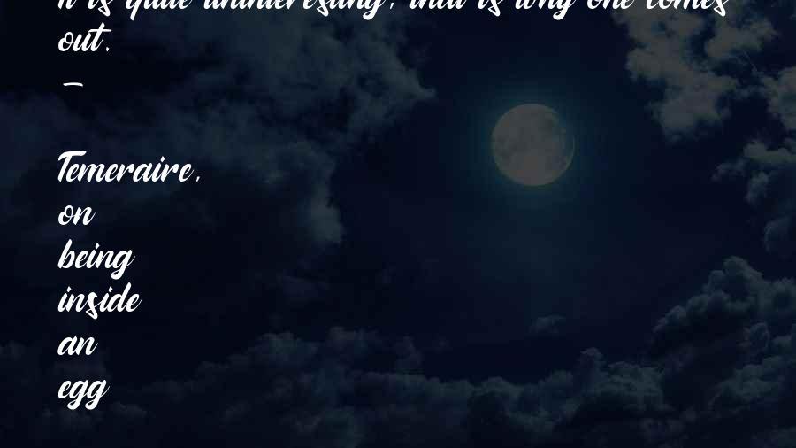 Infancy's Quotes #298838