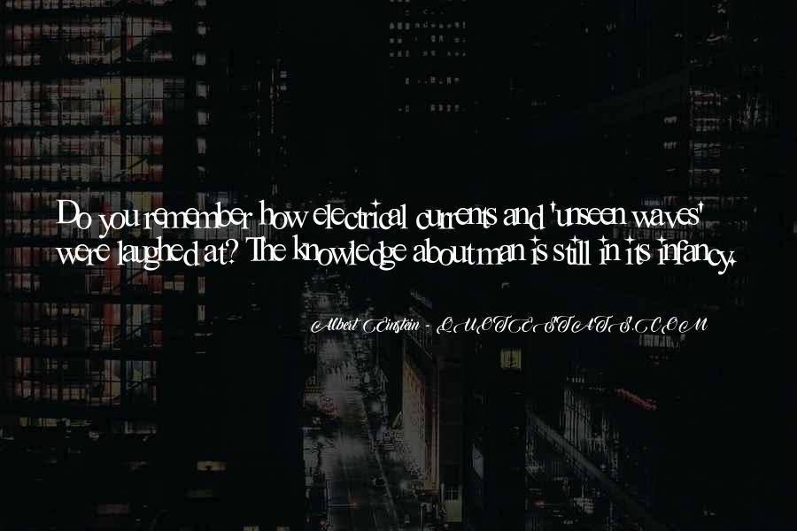 Infancy's Quotes #325008