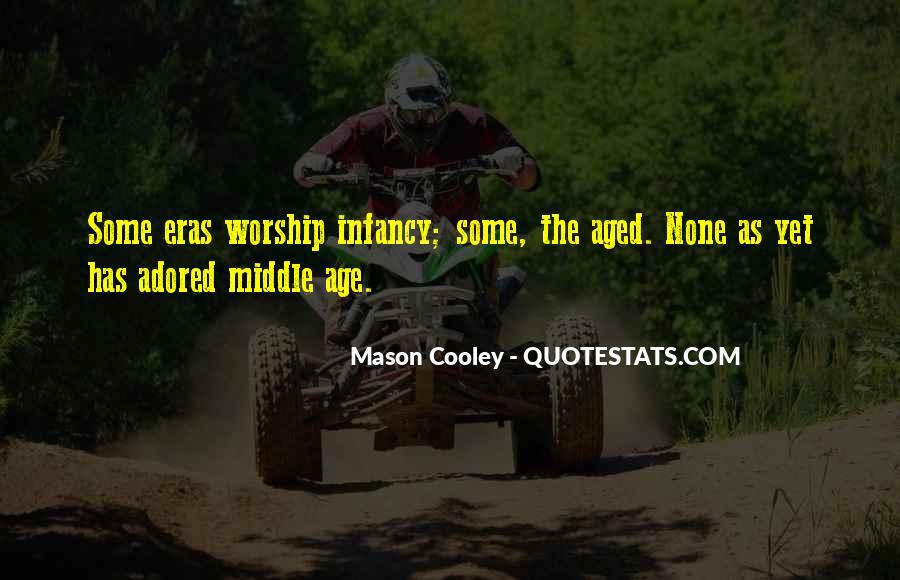 Infancy's Quotes #55505