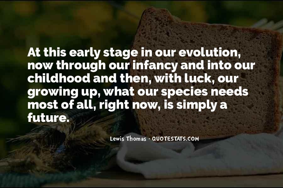Infancy's Quotes #62102