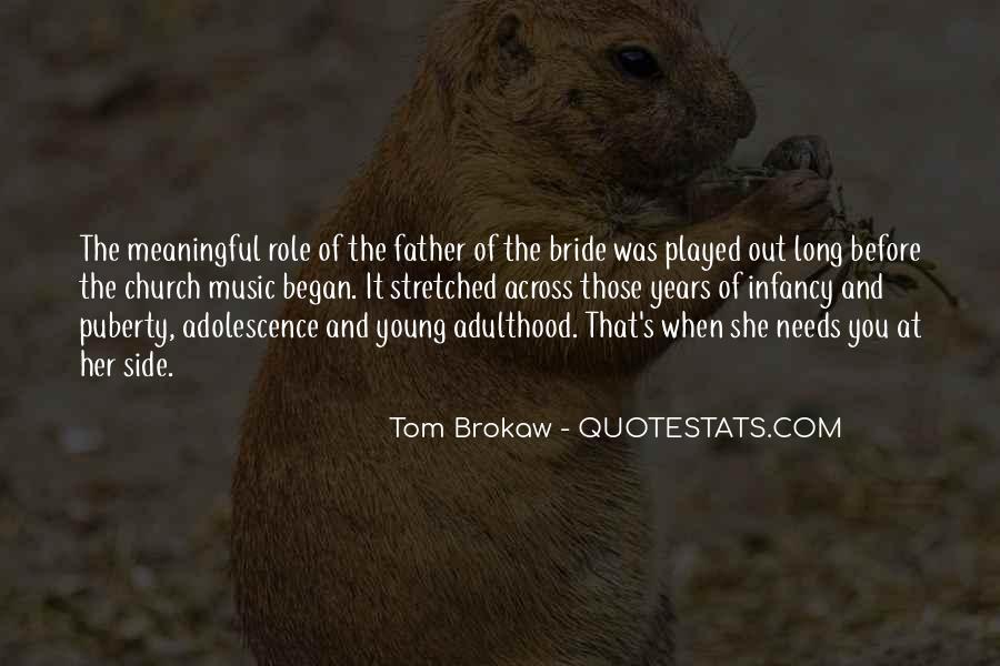 Infancy's Quotes #67884