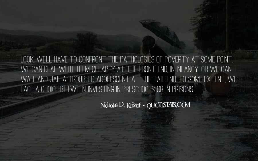Infancy's Quotes #96670