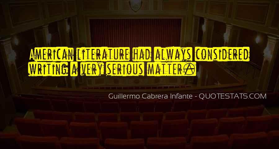 Infante Quotes #1043250