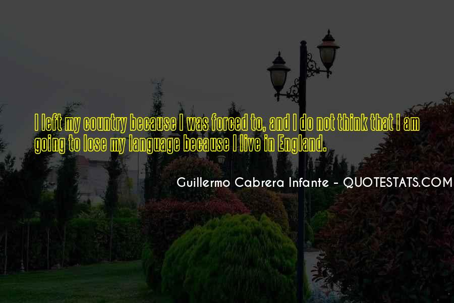 Infante Quotes #1349348