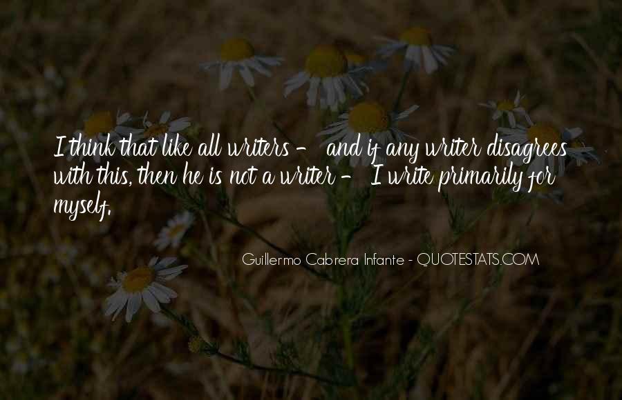 Infante Quotes #1390535