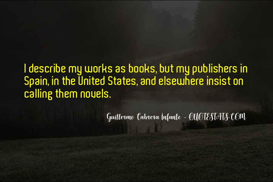 Infante Quotes #295214