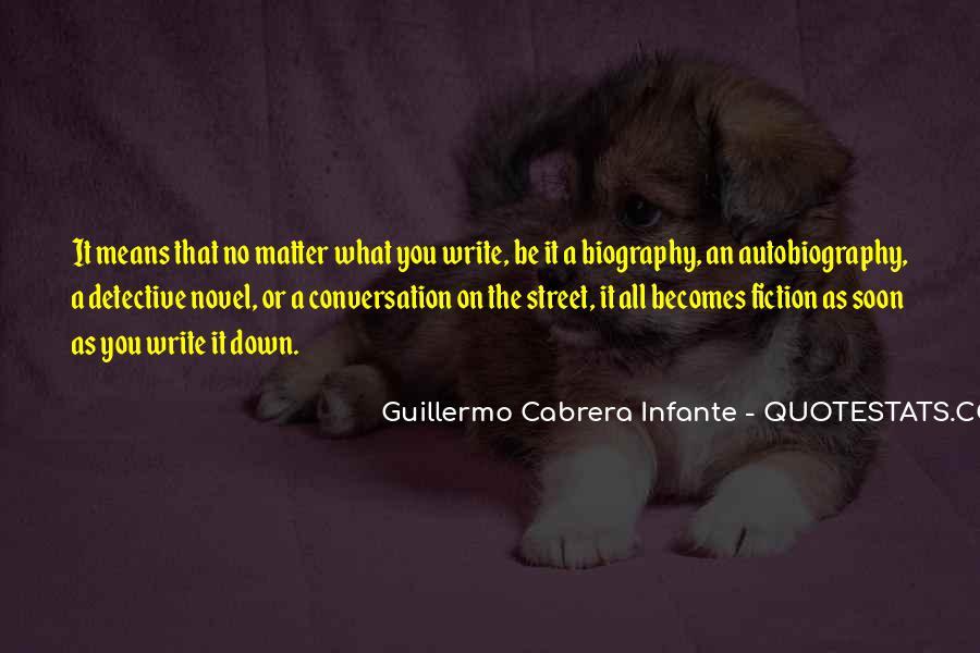 Infante Quotes #428730