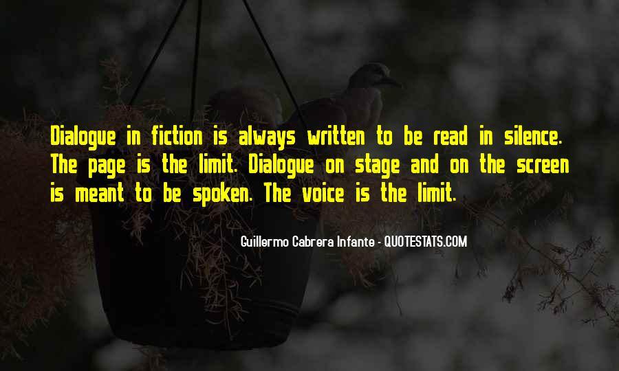 Infante Quotes #543982
