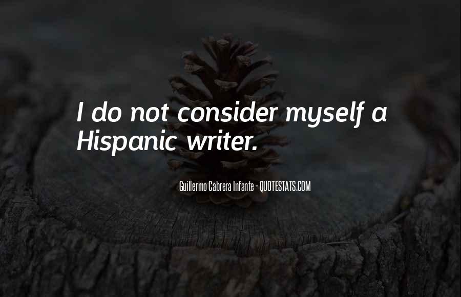 Infante Quotes #650113